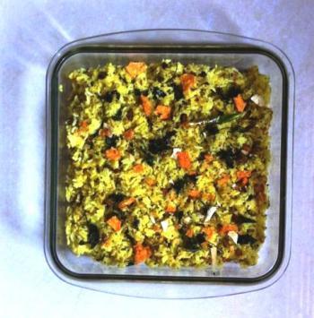 Lemon Rice Cooking Recipe