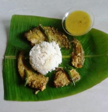 Fish with Mustard (Pabda Curry) Cooking Recipe