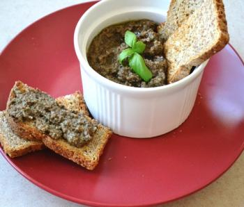 Olive Tapenade Dip Recipe