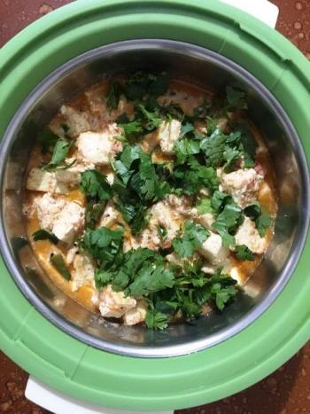 Paneer Makhani Cooking Recipe