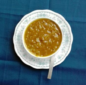 Hog Plum Relish Cooking Recipe