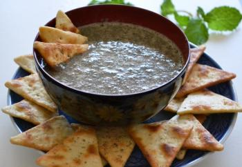 Sesame Seed & Tamarind Chutney Dip Recipe