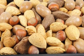 Serving Size for 8 Healthy Nuts