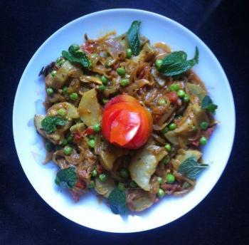 Squash & Pea Medley Cooking Recipe