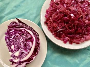 Sweet & Sour Red Cabbage Recipe