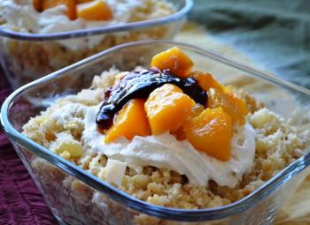 Tropical Millet Pudding Cooking Recipe