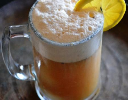 Beer Float Recipe