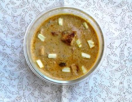 Peshawari Paneer Recipe