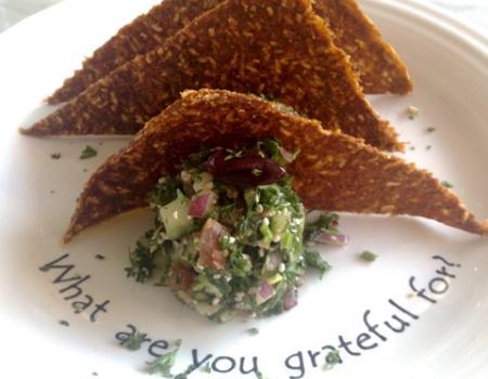 Cafe Gratitude Restaurant Review