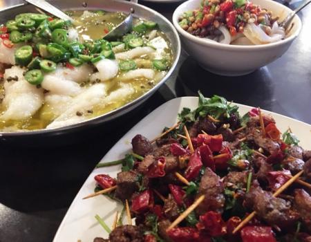 Chengdu Taste Restaurant Review