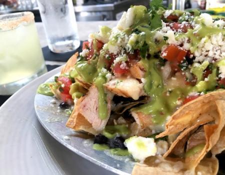 Greenleaf Restaurant Review