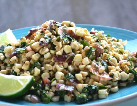 Grilled Corn Salsa Cooking Recipe