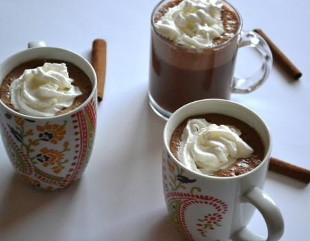 Mexican Hot Chocolate Drink Recipe