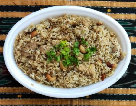 Mughlai Chicken Biryani  Cooking Recipe