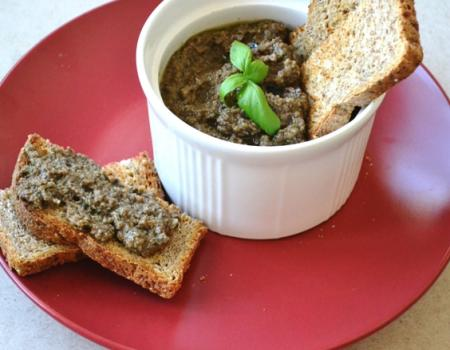 Olive Tapenade Dip Recipe