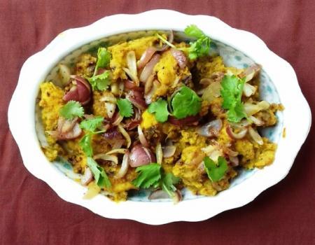 Sweet Yogurt & Onion Chicken Cooking Recipe