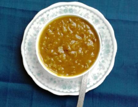 Hog Plum Relish Cooking Recipe