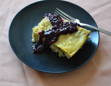 Pumpkin Pie Spice Toast Flan Cooking Recipe