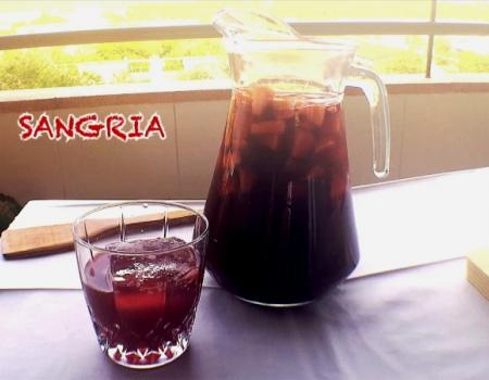Sangria (Traditional Recipe) Cooking Recipe