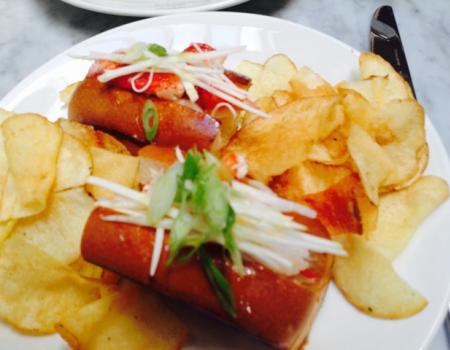 Salt Air Restaurant Review