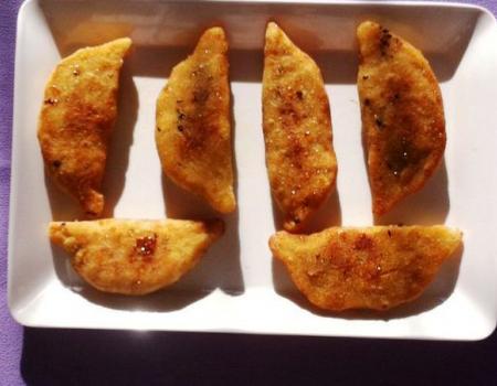 Sesame Hand Pies Cooking Recipe