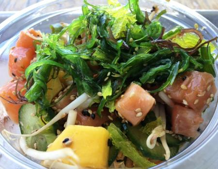 Sweetfin Poke Restaurant Review