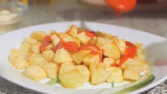Patatas Bravas Recipe Video