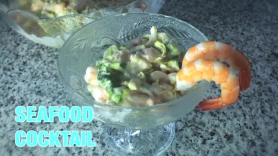 Cocktail de Marisco (Seafood cocktail) Recipe Video