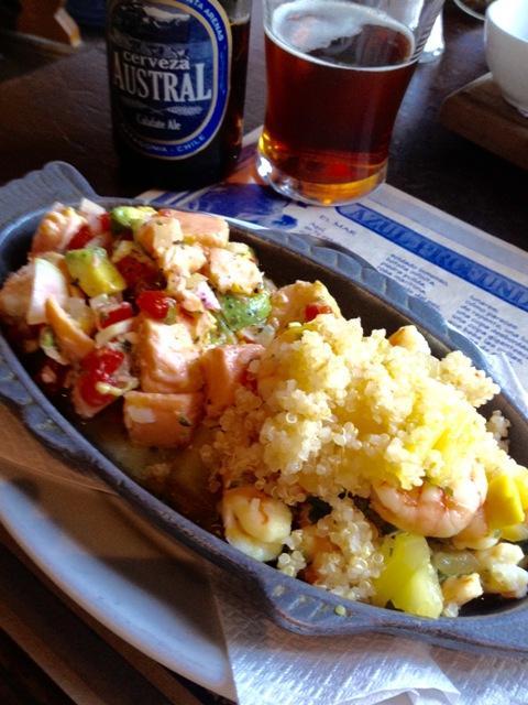 Azul Profundo, Santiago Restaurant Review