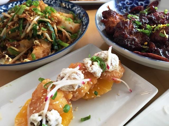 Little Fatty Restaurant Review