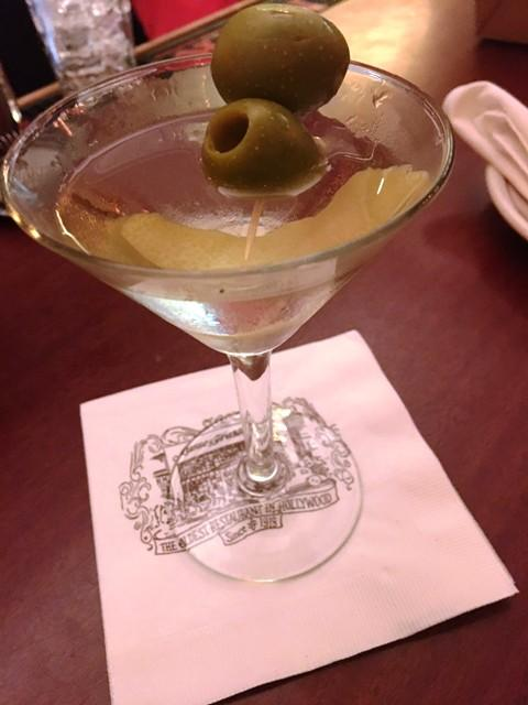 Musso & Frank Restaurant Review