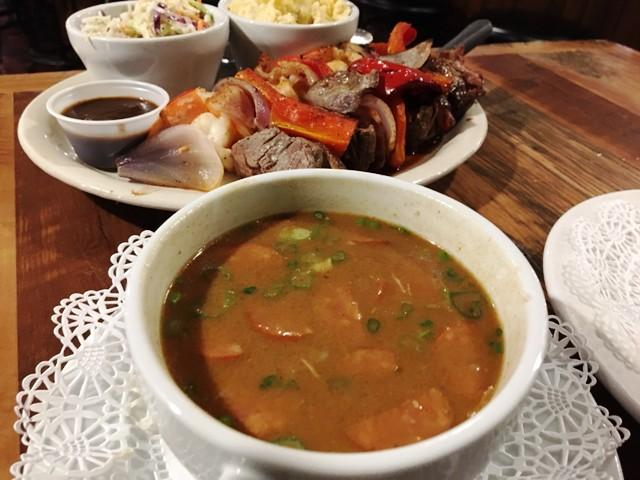 Ragin Cajun Cafe Restaurant Review