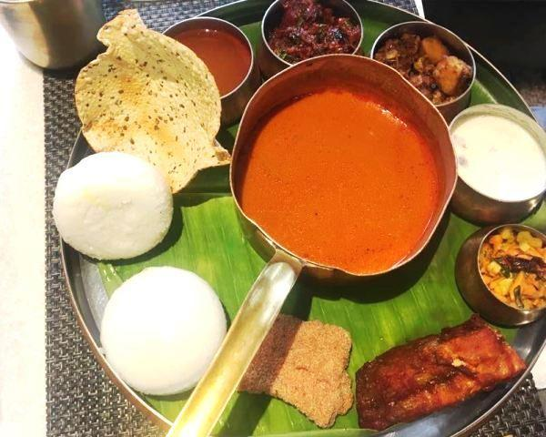 Sanadige Restaurant Review, New Delhi